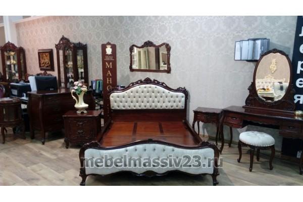 Двуспальная кровать ВВ 26-5М-В