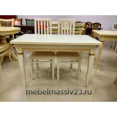 Обеденный стол РОЯЛ 3Р раскладной