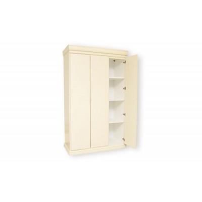 Шкаф для одежды трёхдверный BOSTON-3D-WR-SW