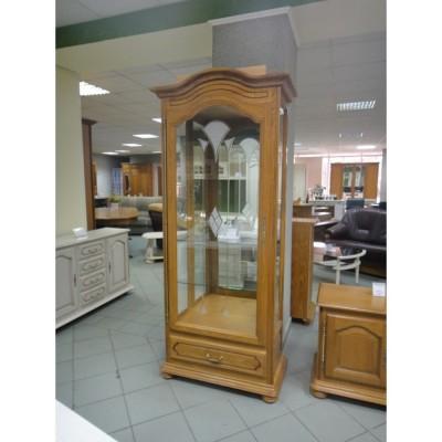 Шкаф с витриной «Давиль»  ММ-126-54