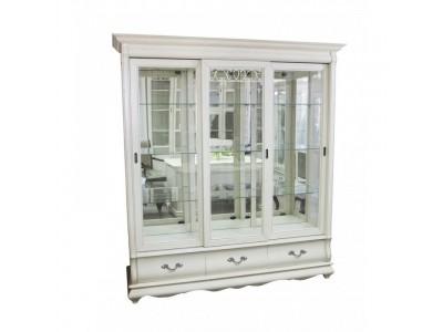 Шкаф с витриной «Оскар» ММ-210-03