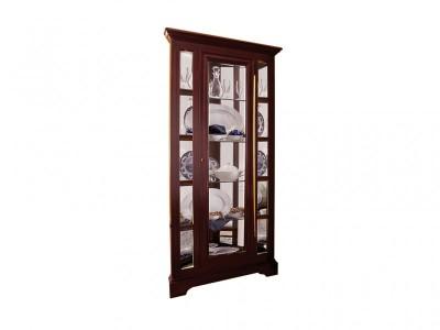Шкаф с витриной «Полонез» ММ-174-01У/01