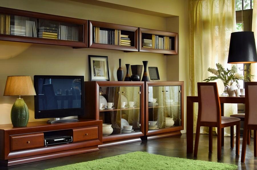 мебель для гостиной Ларго Классик